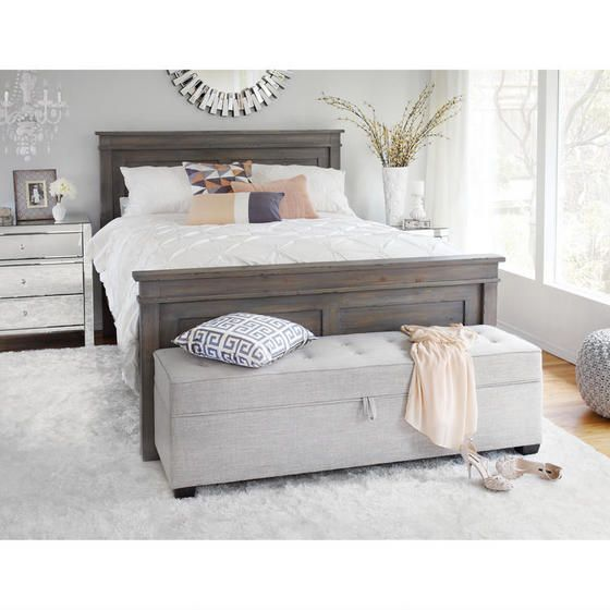 Big Bedroom: 25+ Best Ideas About Bed Frame Storage On Pinterest