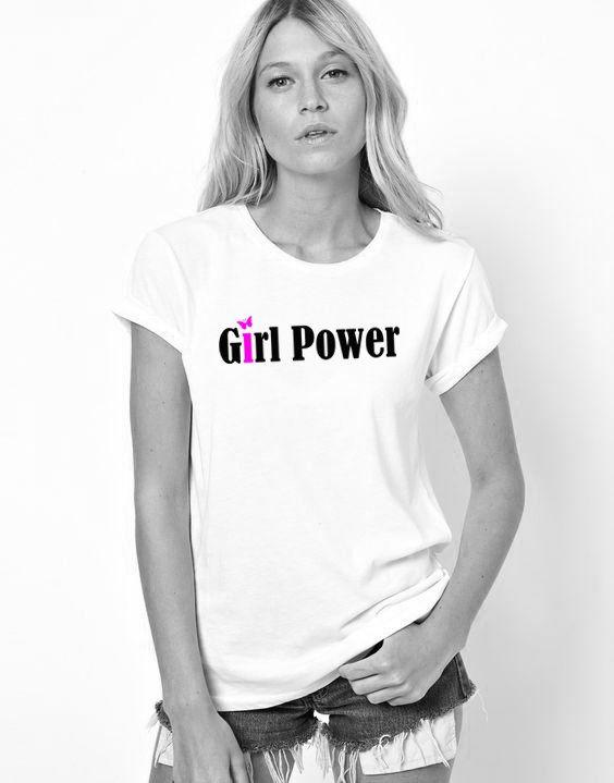 18fb628bb Girl Power Gift For Feminist AF Gift Ideas Women s Ladies Girls ...