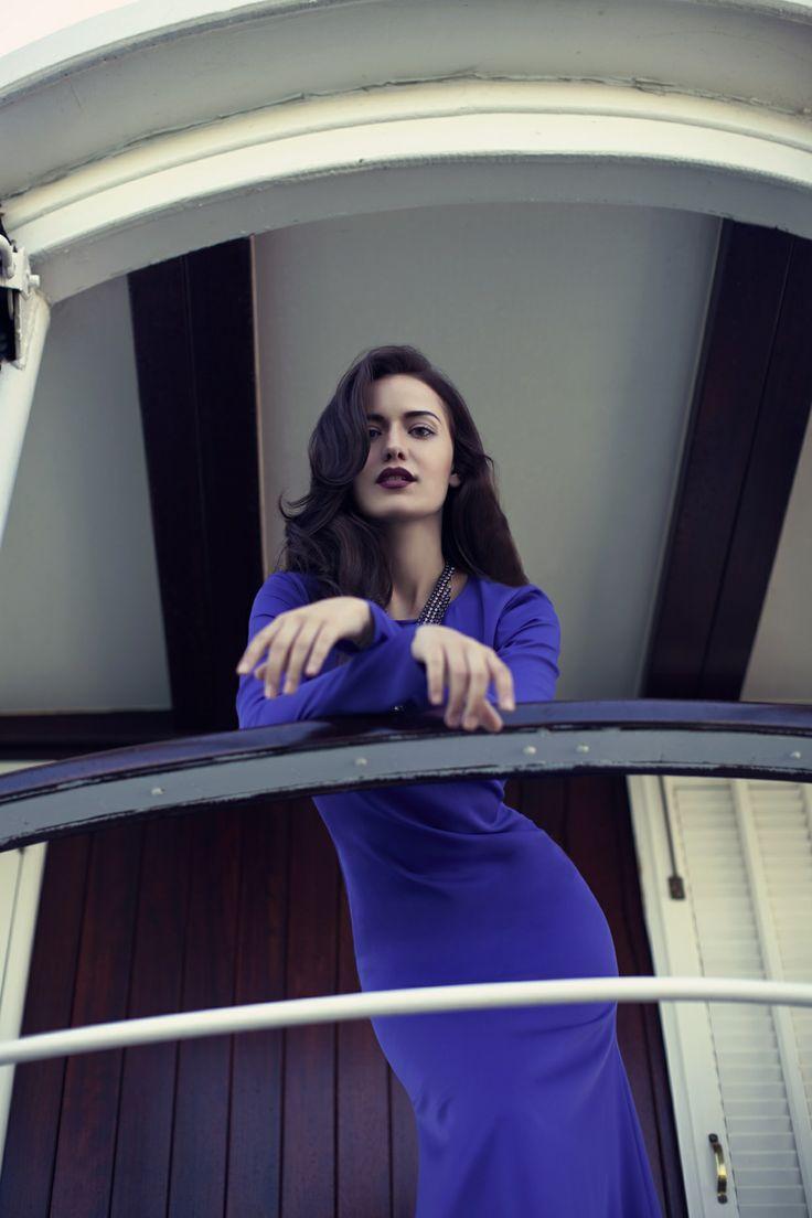 Gemini woman, Turkish actress, Fahriye Evcen for InStyle | ZODIAC | Turkish woman