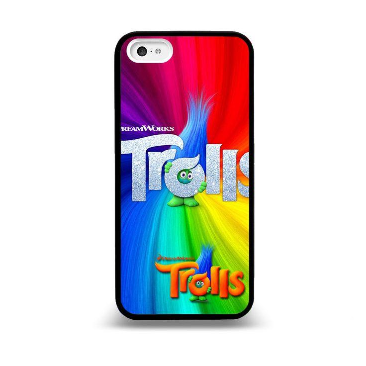Trolls Dreamworks Movies Custom Print On Hard Plastic Case Cover For iPhone 7 #UnbrandedGeneric #Cheap #New #Best #Seller #Design #Custom #Case #iPhone #Gift #Birthday #Anniversary #Friend #Graduation #Family