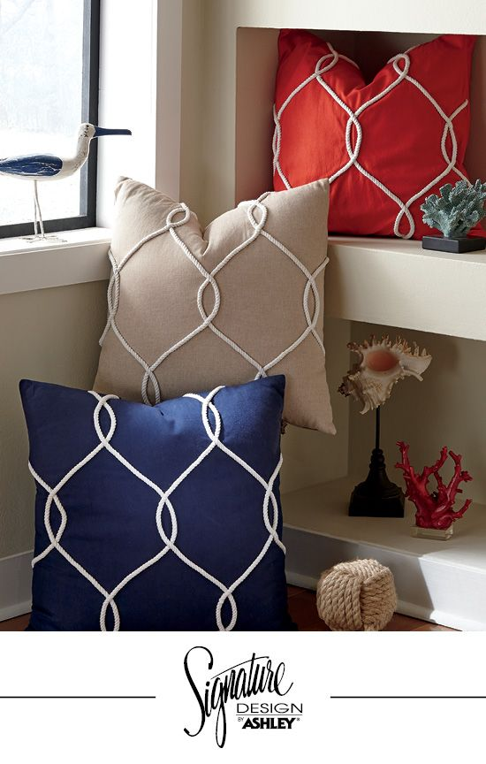 Lessel Pillows   Home Accessories And Accent Pillows   Ashley Furniture   # AshleyFurniture   #