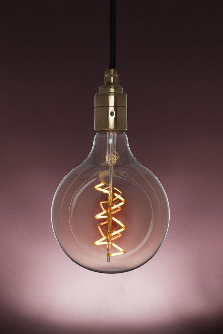 ZION | 6 WATT | 480 LUMENS | The new Zion bulb embodies the iconic organic form…