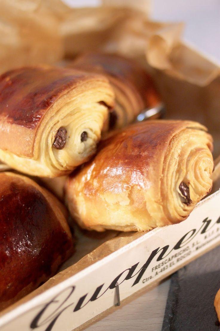 Chloé Délice: Petits pains au chocolat