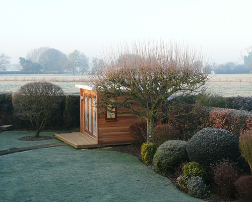 Garden Lodges' Garden Offices Range | Garden Lodges