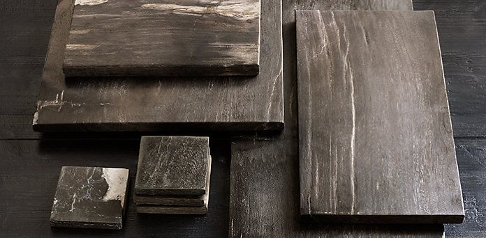 Petrified Wood Collection | Restoration Hardware