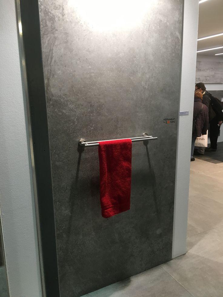 Hoe handdoeken ophangen in bdk?