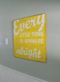 Want this for my grey and yellow room.