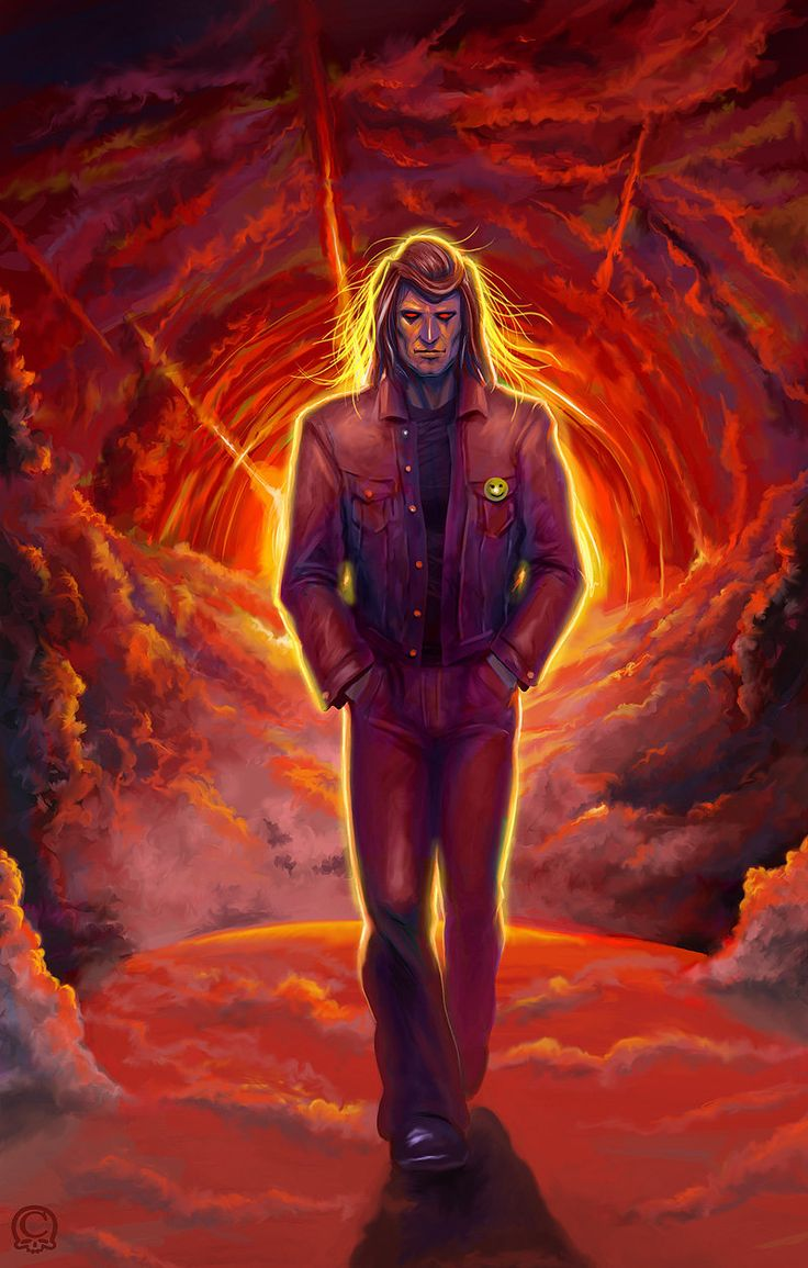 Randall Flagg by Clayman84