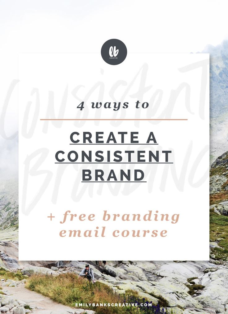 One of the biggest and most important parts of building your best brand comes down to consistency. There are a ton of different kinds of consistency - consistency in how often you blog and what you blog about, how often you post on social media, consistency in using your own unique voice, consistency in your visual imagery.... the list goes on...