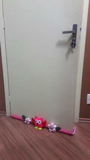 Protetor de porta duplo