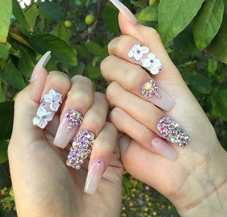 471 best Nail looks images on Pinterest | Acrylic nails, Coffin ...