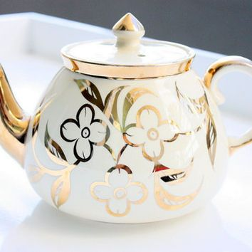 Image result for beige and gold teapots