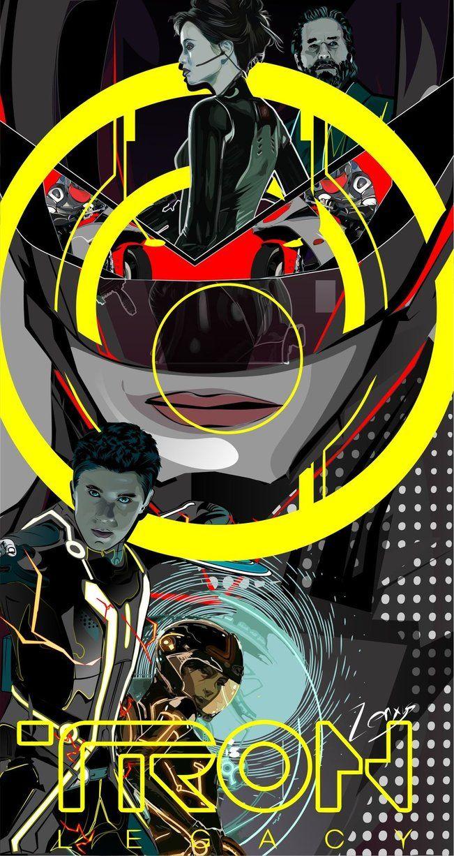 Tron Legacy by zenxys.deviantart.com on @DeviantArt