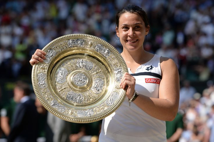 Very pleased for Marion...she played superbly. VERY disappointed,however,of all the abuse she received,especially on twitter,about her looks,personality,sexuality etc....most unkind and unnecessary.