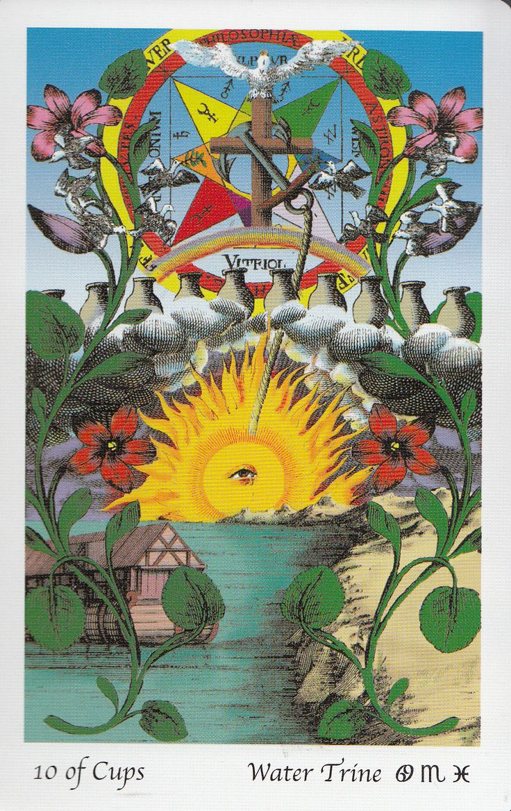 116 Best Occult - Tarot Cards Images On Pinterest