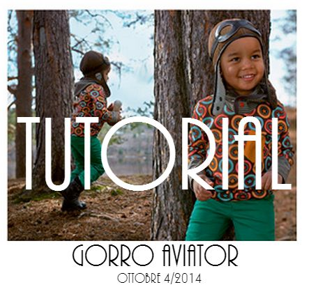 Handbox | Craft Lovers » Comunidad DIY: tutoriales y kits para todosTutorial Gorro Aviator Ottobre 4/2014 - Handbox | Craft Lovers
