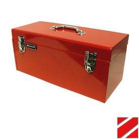 Homak 20-In Steel Lockable Tool Box Rd00120920