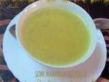Sopa de cocido madrileño sin grasa, y acompañamientos THX/Olla a presión - SERIE Recetas tradicionales
