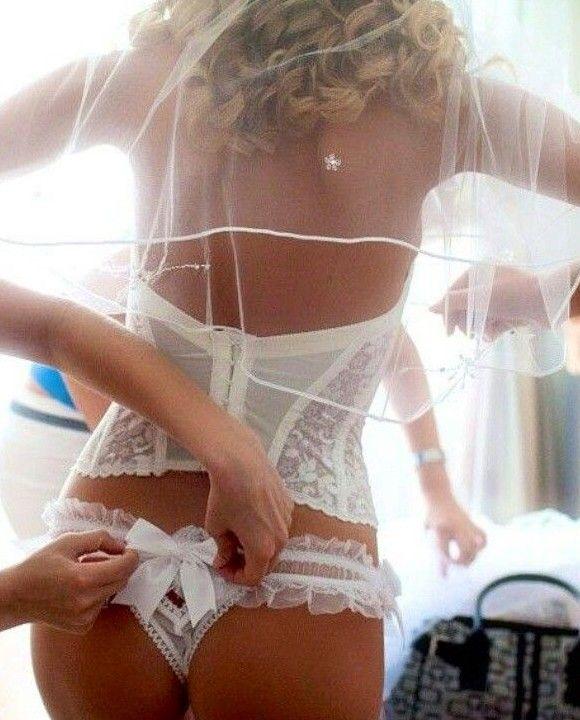 lenceria de novia