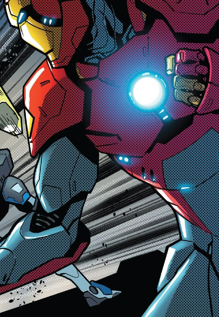 Tony Stark Iron Man 2 By Dan Slott And Valerio Schiti Iron Man Comic Iron Man Movie Iron Man Armor