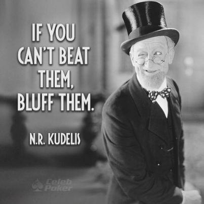 Quote Contest Winner is Nichole Rintoul Kudelis!  https://apps.facebook.com/poker_by_viaden/