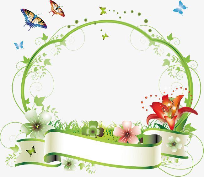 Vector De Plantas Frescas Moldura Estilo Europeu Plantas Imagem Png E Psd Para Download Gratuito Flower Frame Floral Border Design Boarders And Frames