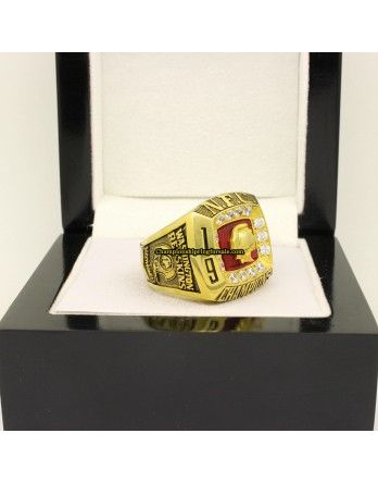 Washington Redskins 1972 NFC Football Championship Ring