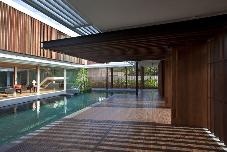 Enclosed Open House by Wallflower Architecture + Design 03