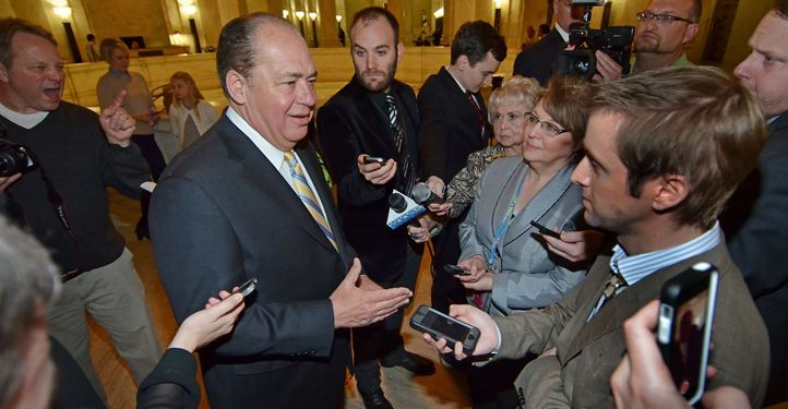 WV/Gun Politics: Gov. Tomblin vetoes concealed carry bill citing public safety concerns - http://www.gunproplus.com/wvgun-politics-gov-tomblin-vetoes-concealed-carry-bill-citing-public-safety-concerns/