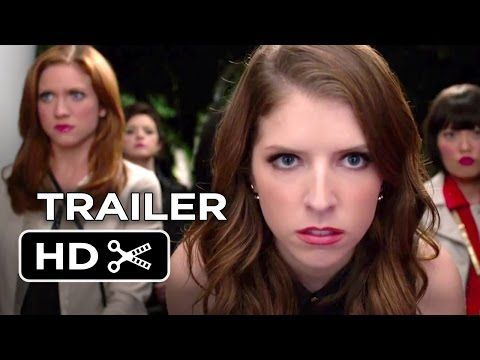 ▶ Pitch Perfect 2 Official Trailer #1 (2015) - Anna Kendrick, Elizabeth Banks Movie HD - YouTube