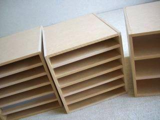 100円ショップ活用研究室・プラスチック書類ケースとPDF板でクールな引き出しを作る