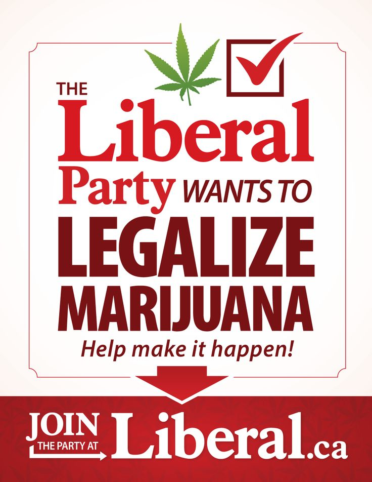 ***The Liberal Party of Canada Wants To Legalize Marijuana – Help Make It Happen | Cannabis Culture***!!!!!! (SHARE)