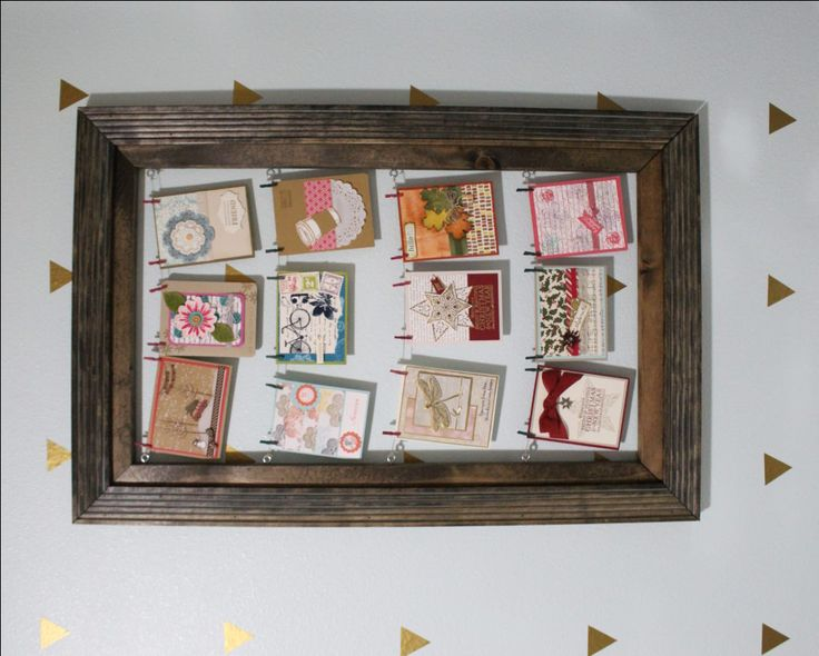 Step by step instructions on how to do a rustic clothespin photo display. You can use it to hang photos, card, memento or your kids arts.