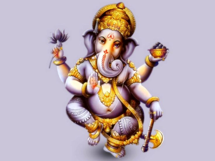 Lord Ganesh Wallpaper, Free Ganesha Pictures HD, Ganapati Photos