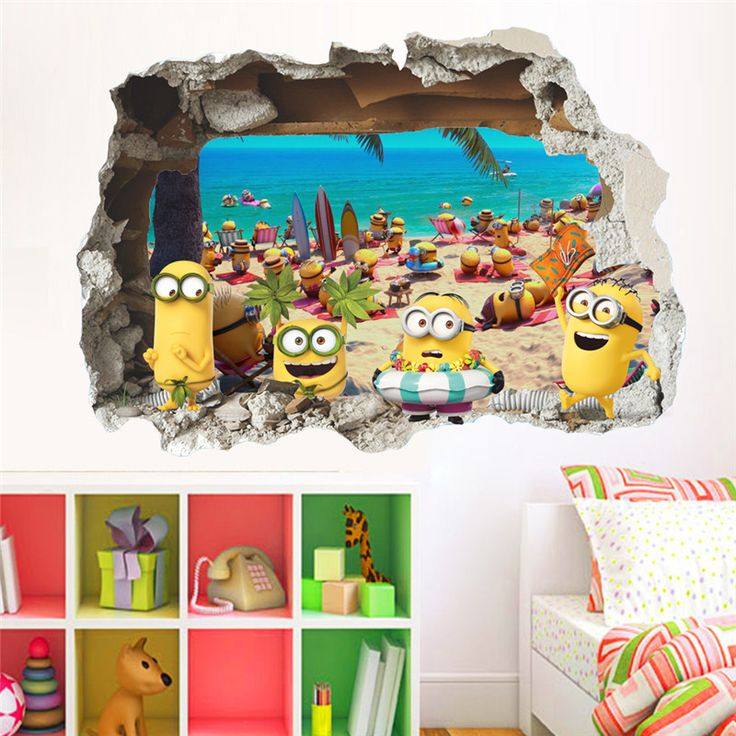 Best 20+ Minion Bedroom Ideas On Pinterest