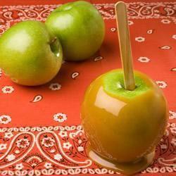 Caramel Apples @ allrecipes.com.au my favourite sweet is CARAMEL!!