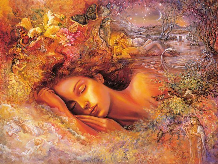 Dreams interpretation red dress