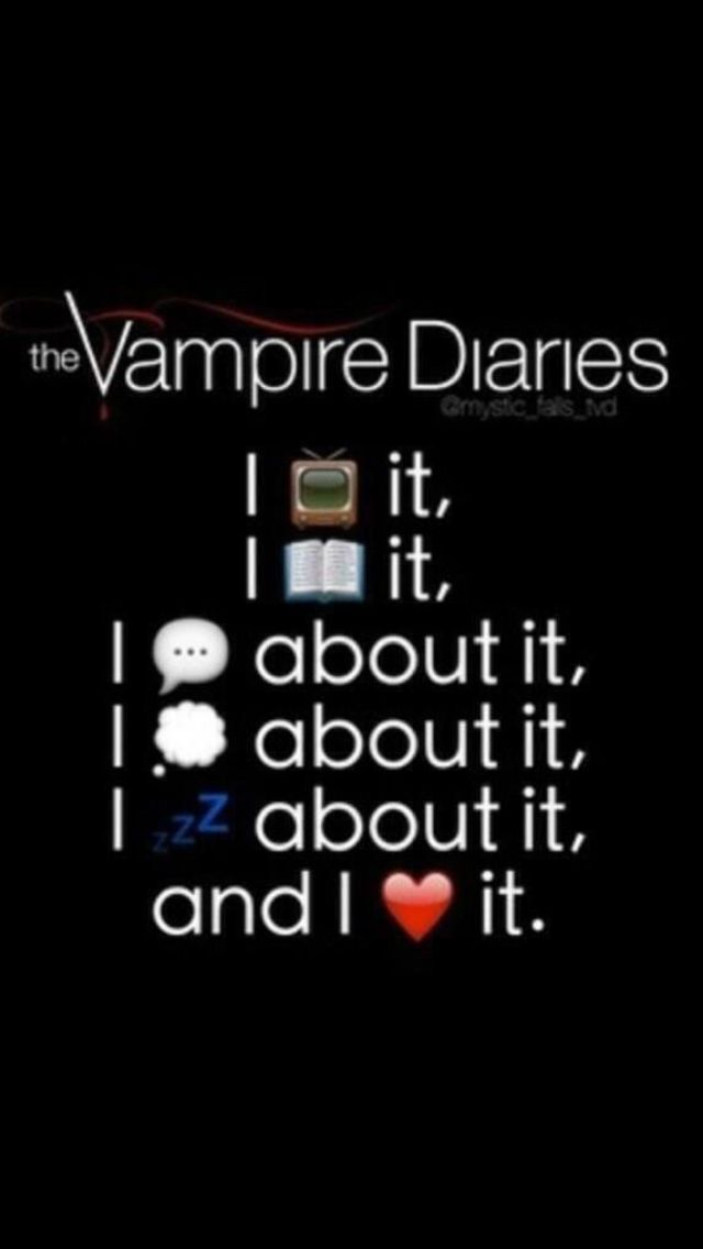 Only a true tvd lover can understand this  Repin if u did