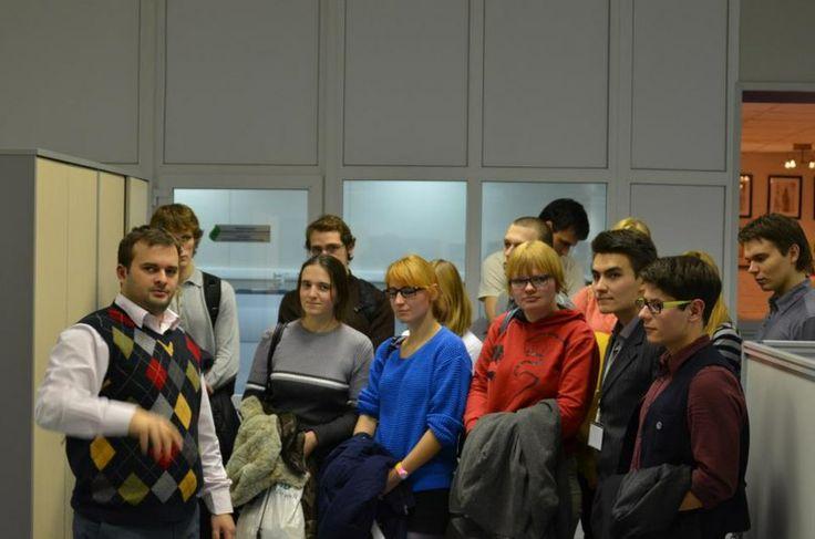 """MIPT (www.mipt.ru): Biofarmklaster """"Severnyi"""" laboratory"""