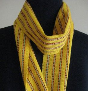 Hand made Ikat Scarf from Lombok, Indonesia