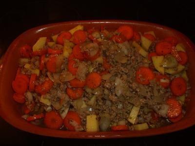 Rezept: Pfund- Eintopf aus dem Römertopf Bild Nr. 8
