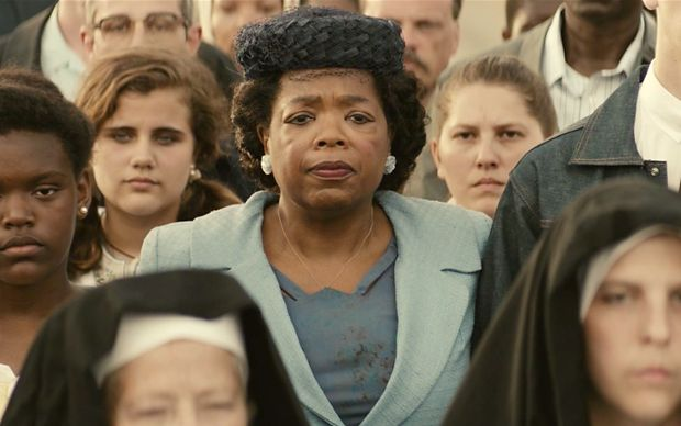 Oprah Winfrey co-produces the new film Selma and plays a crucial role. Here, the media mogul discusses Annie Lee Cooper