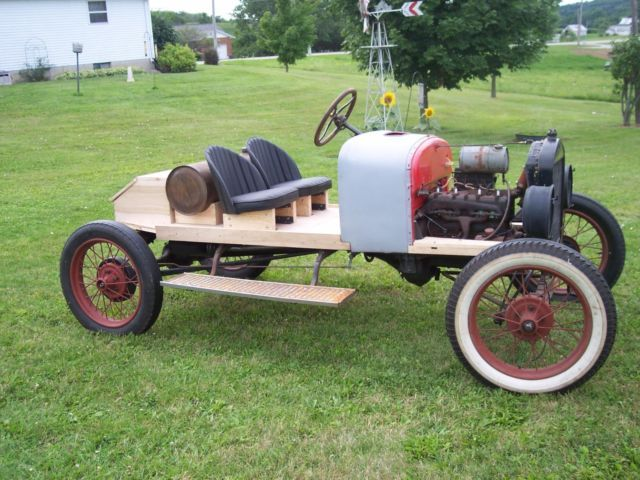 1926 Model T Ford Speedster For Sale Photos Technical