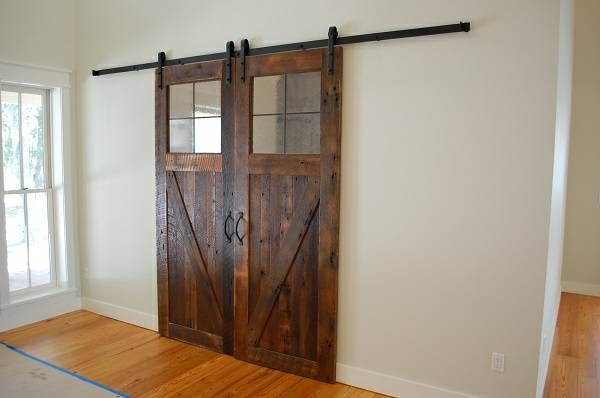 Great barn door for office home styles pinterest for Barn doors for home office