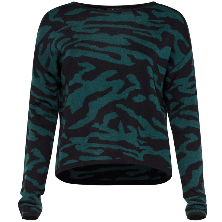 #collection #blouse #print #pine #black