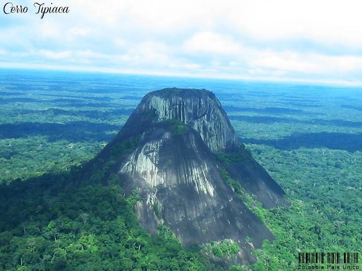 Cerro Tipiaca, Vaupes, Colombia