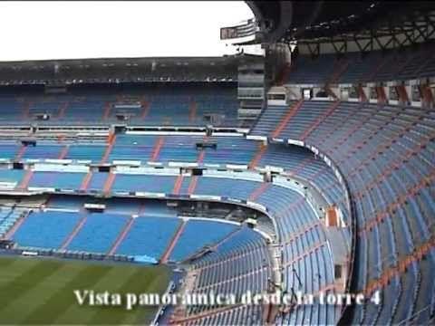 Футбольный клуб Реал Мадрид. Билеты на футбол Реал Мадрид. Экскурсии в музей клуба на стадионе Сантьяго Бернабеу.