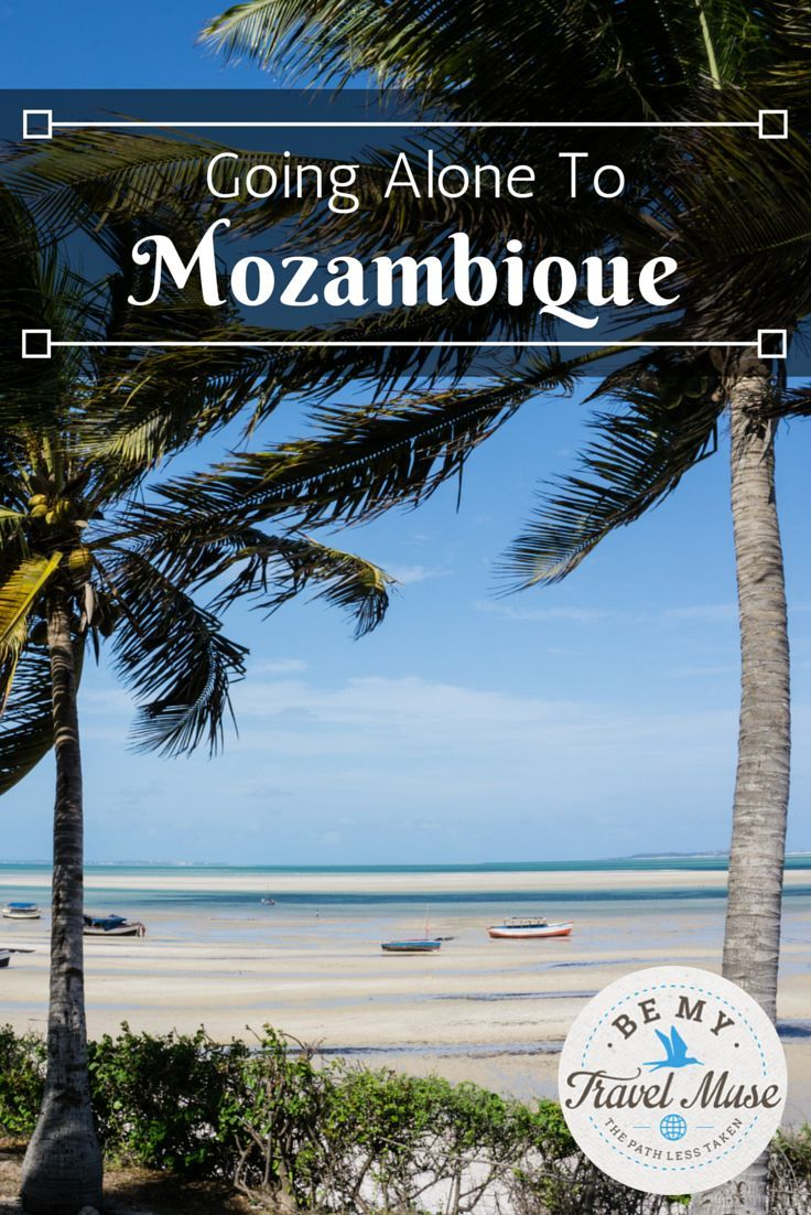 Before I went to Mozambique, I could't find any information about traveling there alone. It turns out that Mozambique is wonderful solo! Here's why