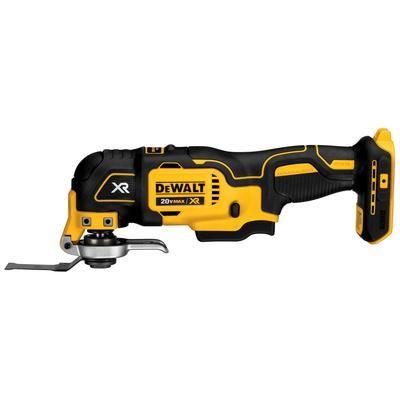 Dewalt - 20V Max XR Oscillating Multi-Tool (Tool Only) - DCS355B - Home Depot Canada