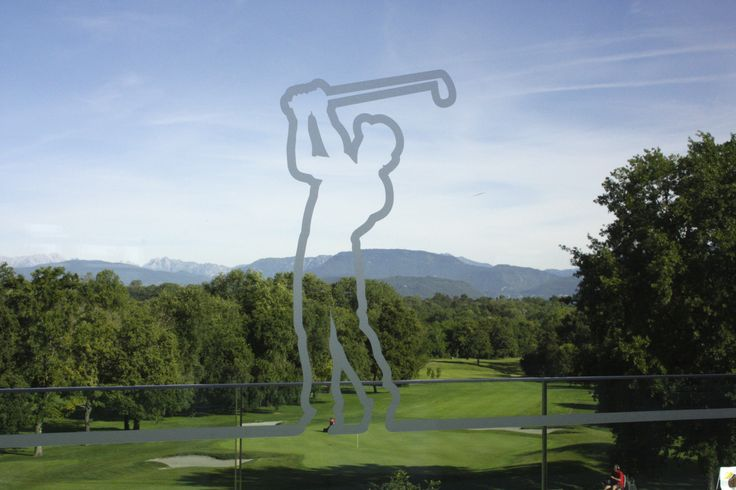 View from our clubhouse - Udine Golf Club - Italy